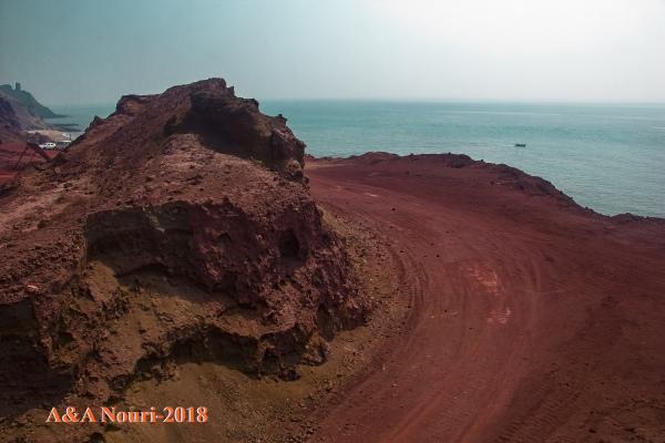 Mars like textures