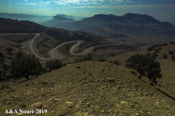 #Iran #nature khuzestan masjedsoleyman