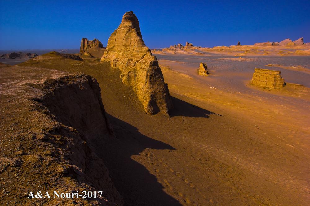 desert mysteries