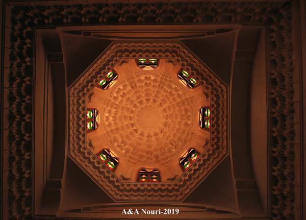 ceilings of art