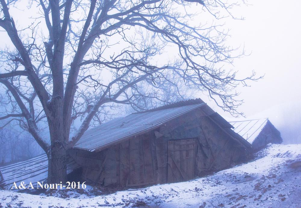 cold village