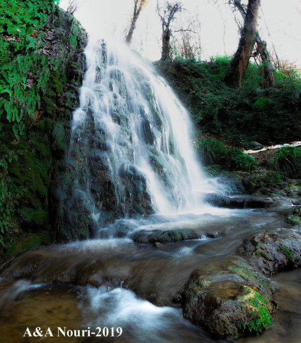 lasho waterfall
