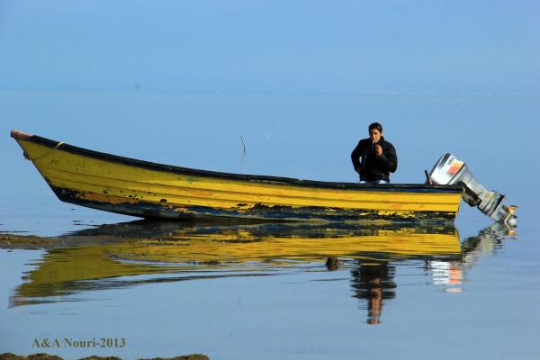 Iran #ashouradeh #hosein #boat
