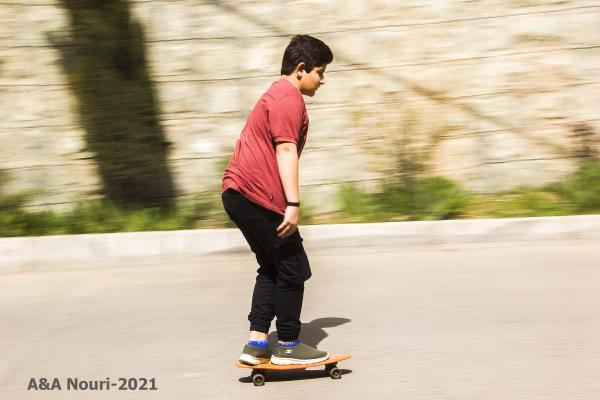 skater's speed