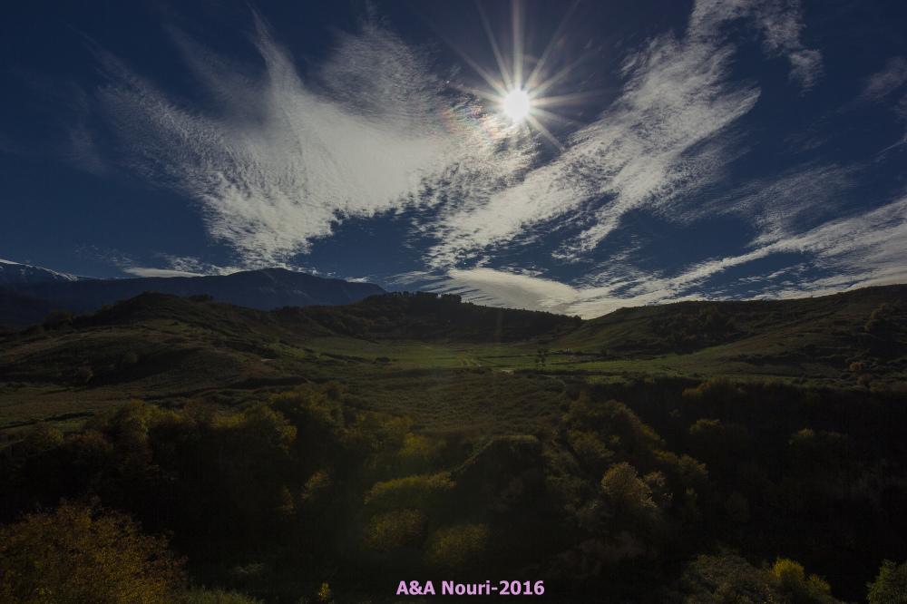 Sunstar warmth