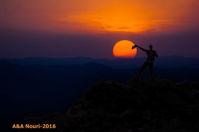 friendship with sunrise