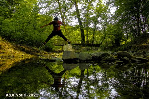 jump reflection