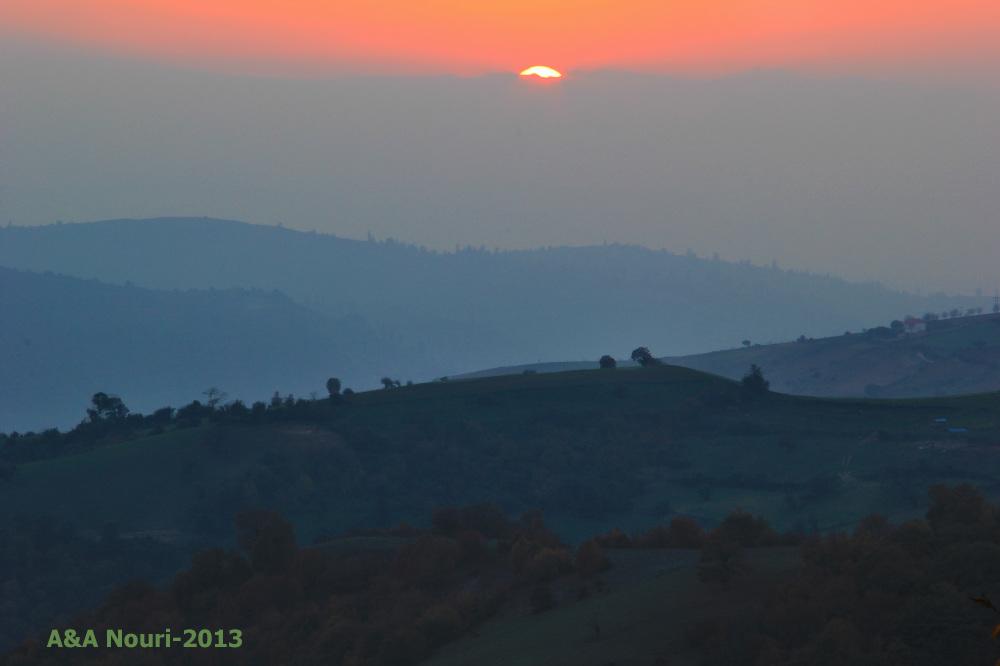 Premature sunset