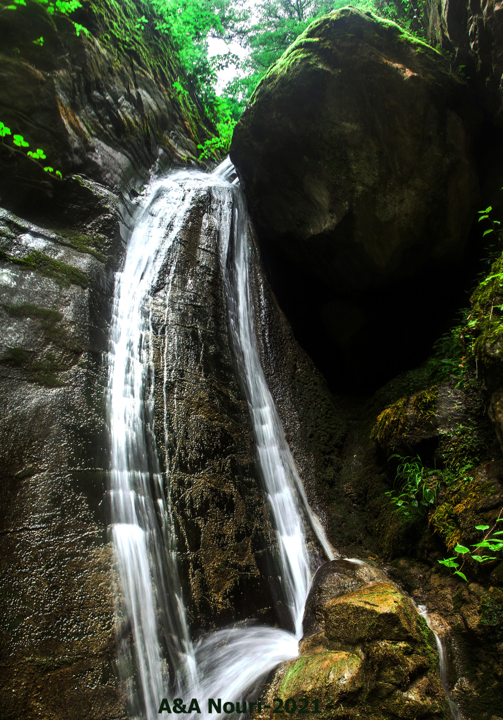 shadan waterfall