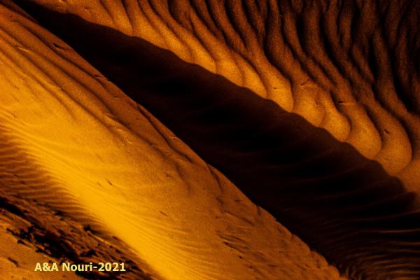 sands evaporation