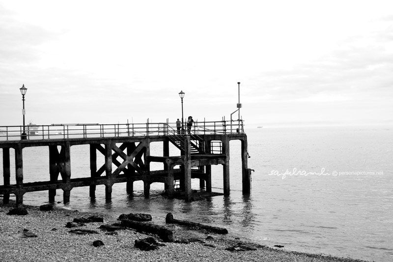 Olde Portsmouth Jetty