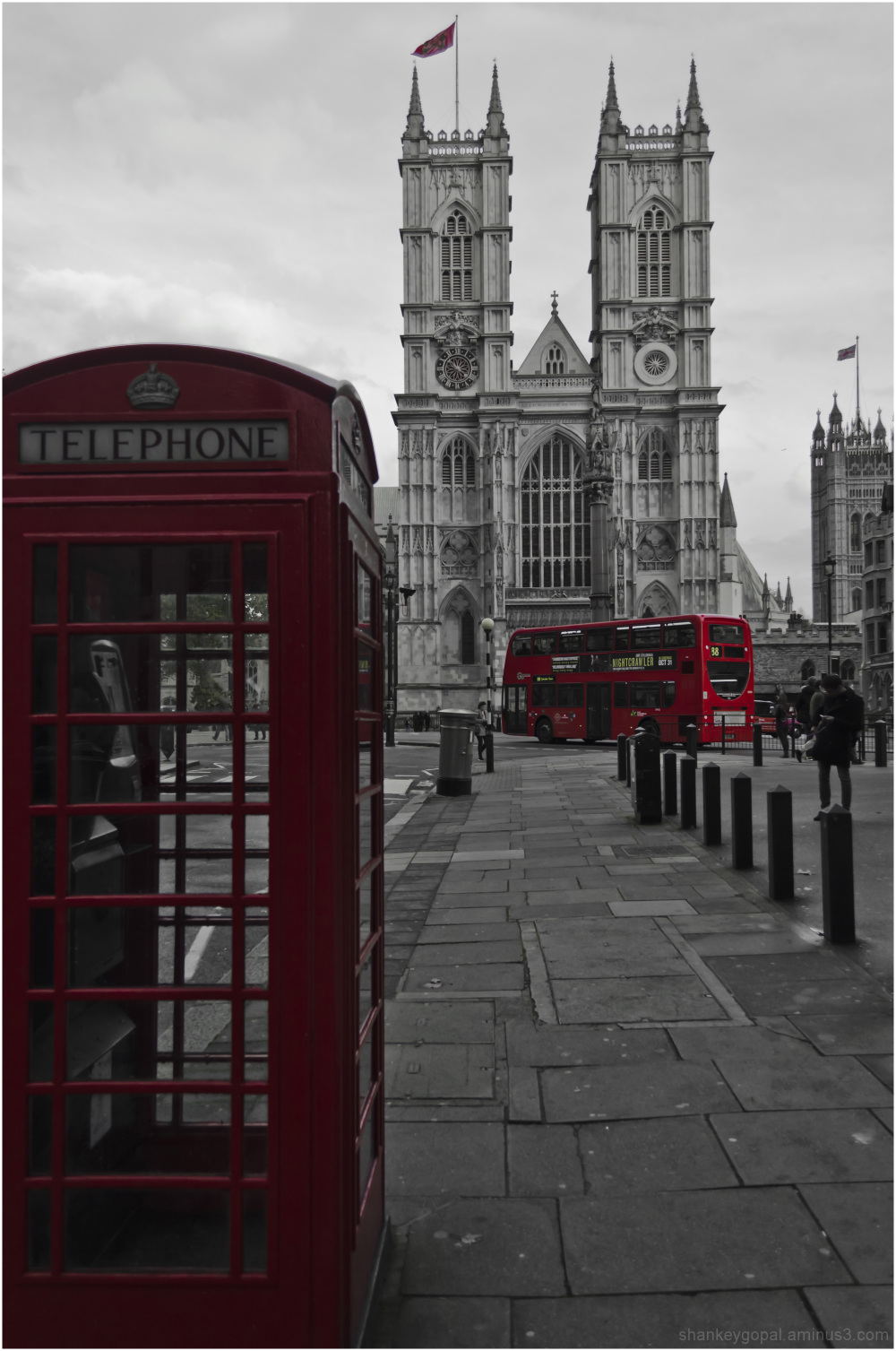 The icons of London