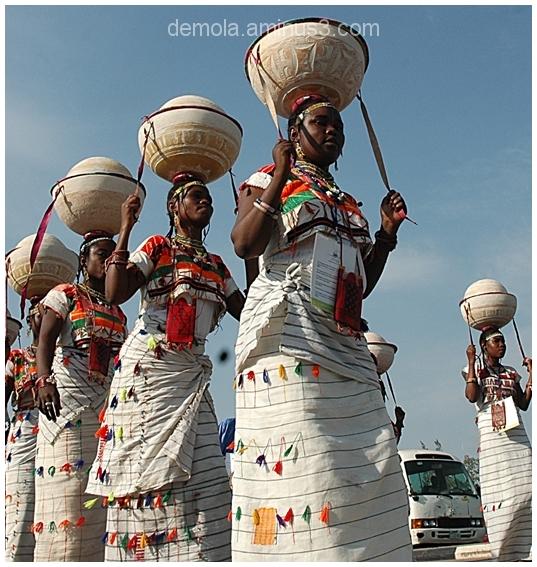 Fulani Maids