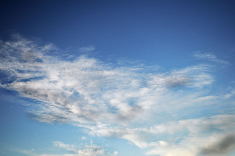 My sky is blue.. And yours?
