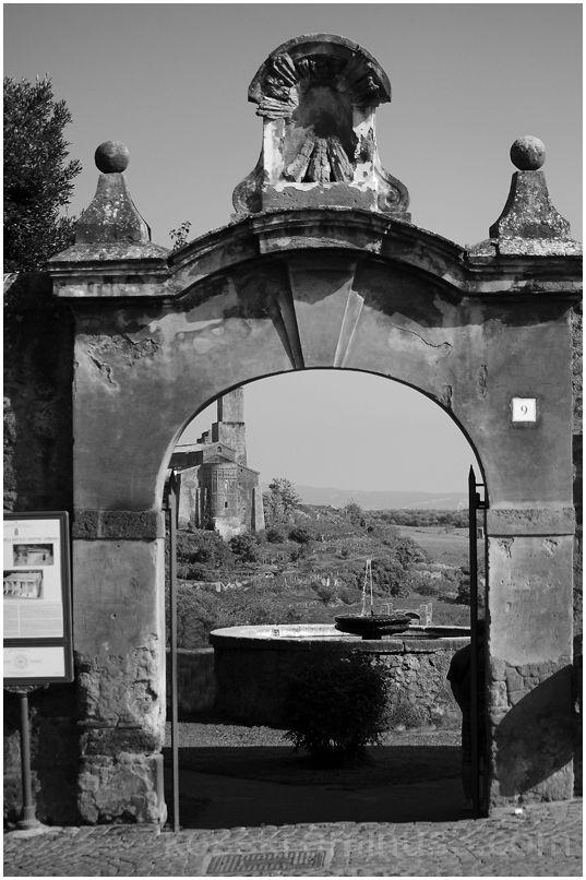 Gate in Park!