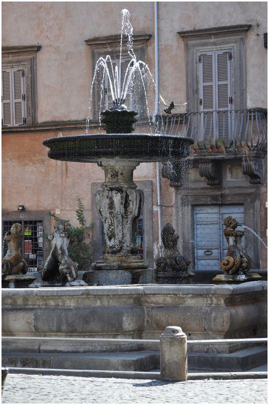 Ancient Fountain