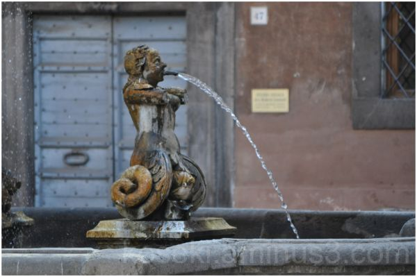 Ancient Fountain 2