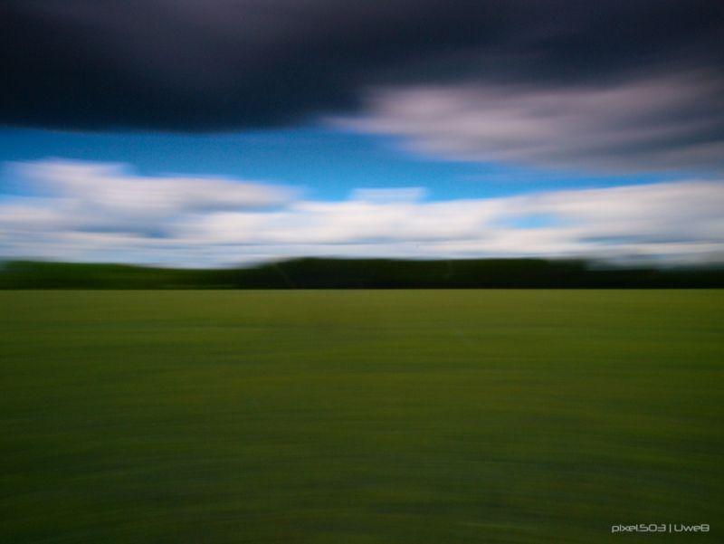 SH | Clouds - Cornfield - Sky