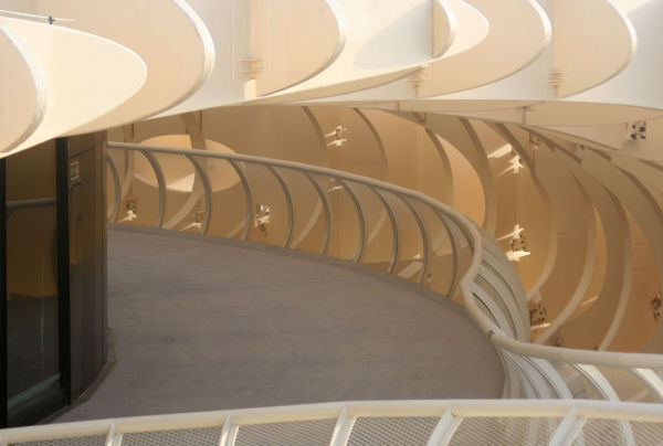Las setas wooden structure Seville