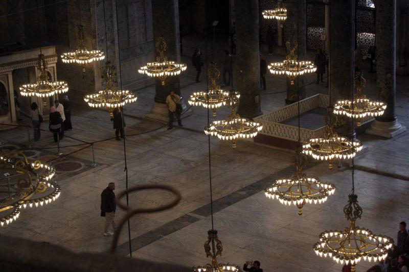 Museum Hagia Sophia Istanbul