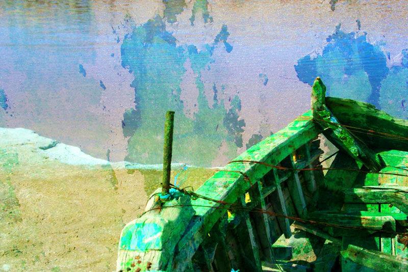 green wreck