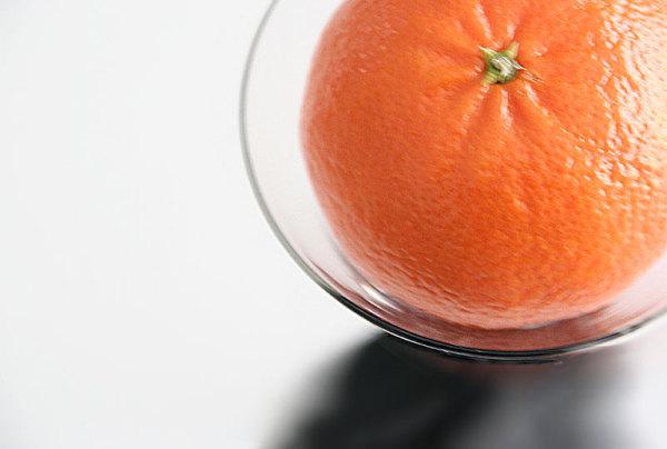 fruit tangerine dessert