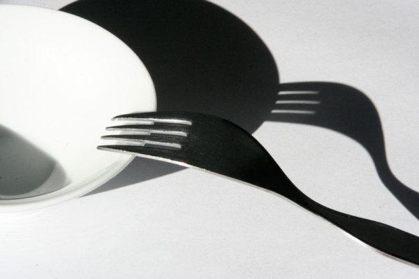 shadow fork kitchenware