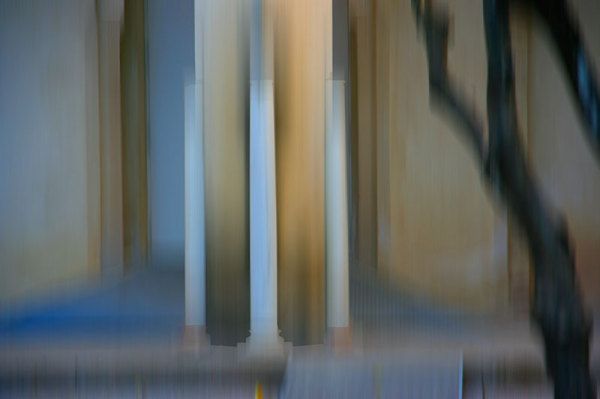 Abstract columns and trees