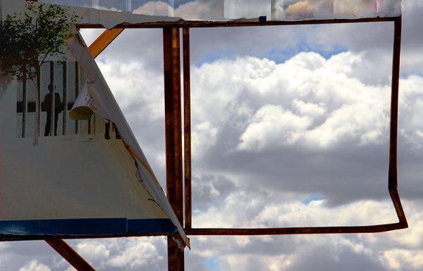 window on sky