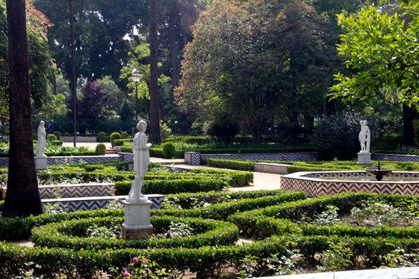 seville parque Maria Luisa
