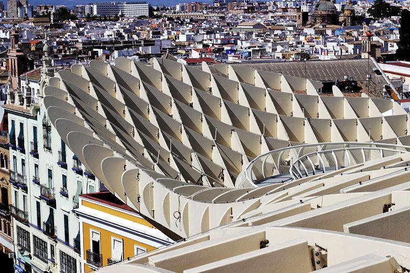 Seville Las Setas