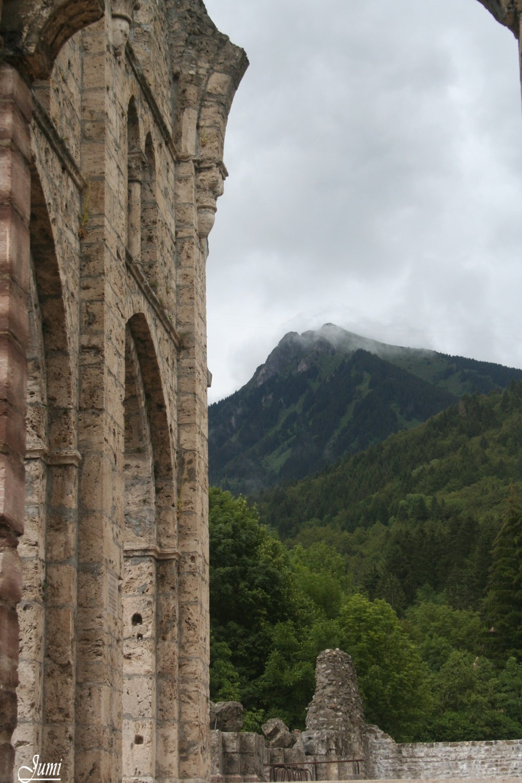 Abbaye d'Aulps