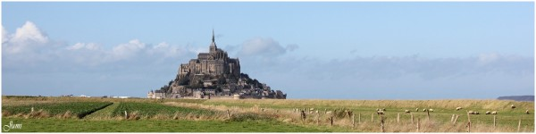 Le Mont Saint-Michel 2/3