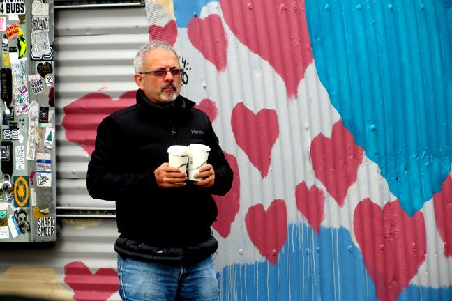Mr Coffee Cup
