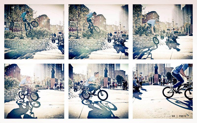 Chinatown BMX-'er