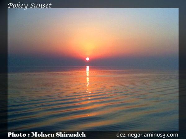 Pokey Sunset