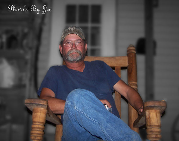 Sittin' on the Porch
