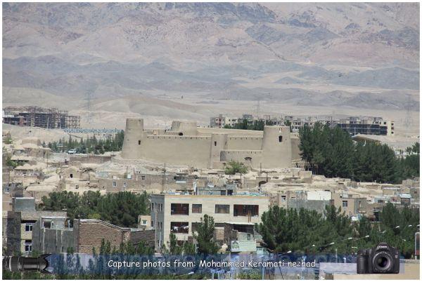 قلعه تاریخی شهر بیرجند