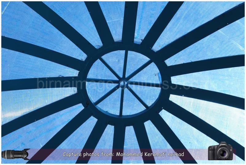 پنجره های آسمانی- The windows of Heaven