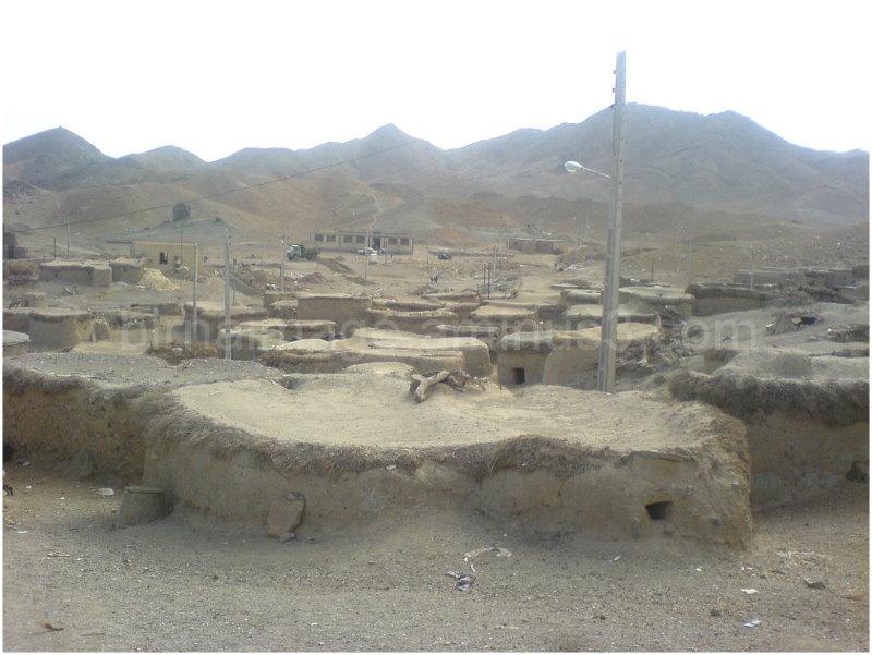 خانه های روستای ماخونیک
