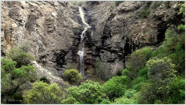 یوخاری آبشار