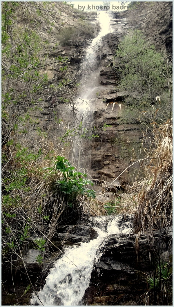 آبشار زنج