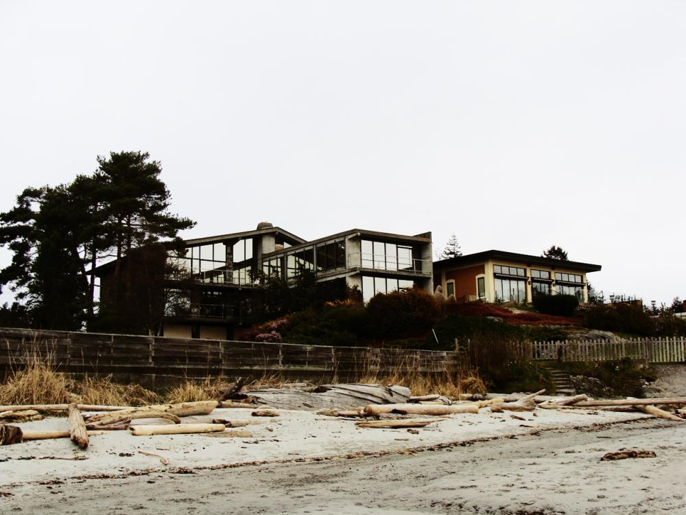Beach House at Cadboro Bay