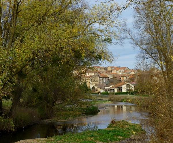 La rivière tranquille