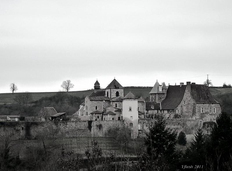 Abbaye St vincent.