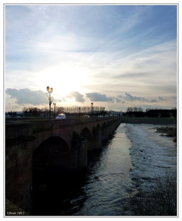 Le pont Régemortes