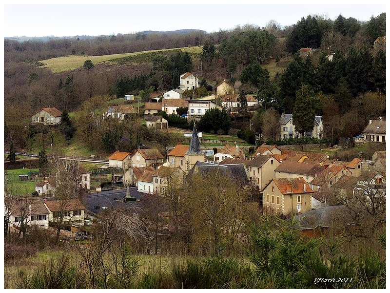 Nos beaux villages...