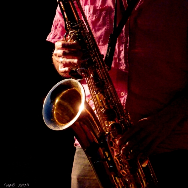 Les vibrations du Saxo