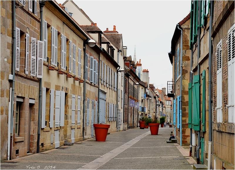 Rue des pots