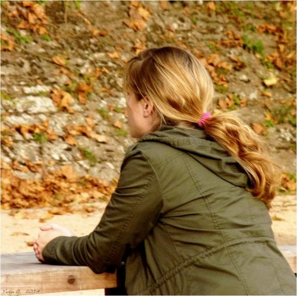 Avoir l'automne dans les cheveux